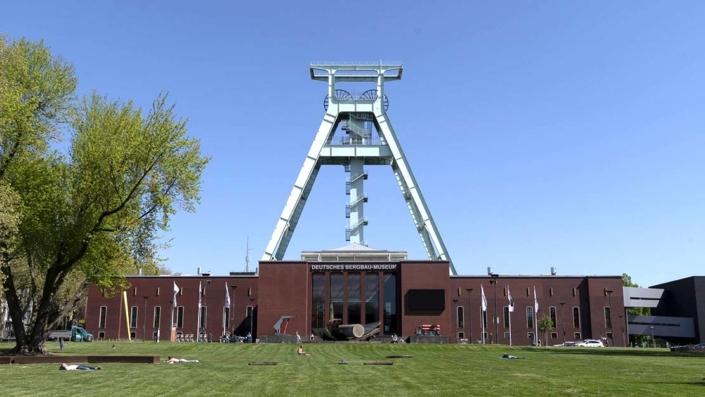 Deutsches Bergbau-Museum / Bildnachweis: Stadt Bochum, Pressestelle