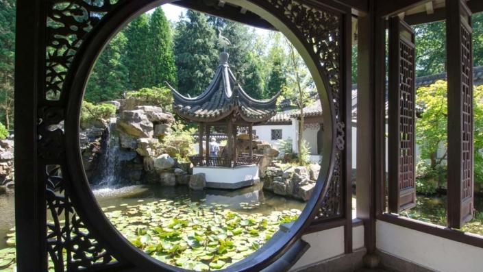 Botanischer & Chinesischer Garten / Bildnachweis: Stadt Bochum, Pressestelle