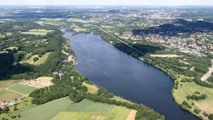 Kemnader See / Bildnachweis: Stadt Bochum, Pressestelle